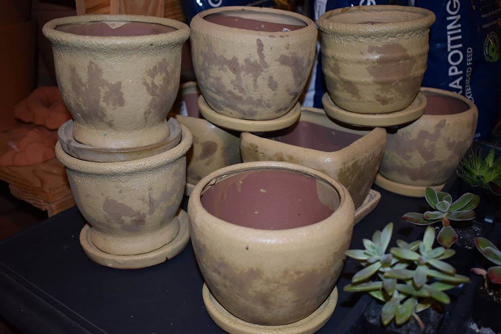 Indoor Pots At Nashville Garden Center