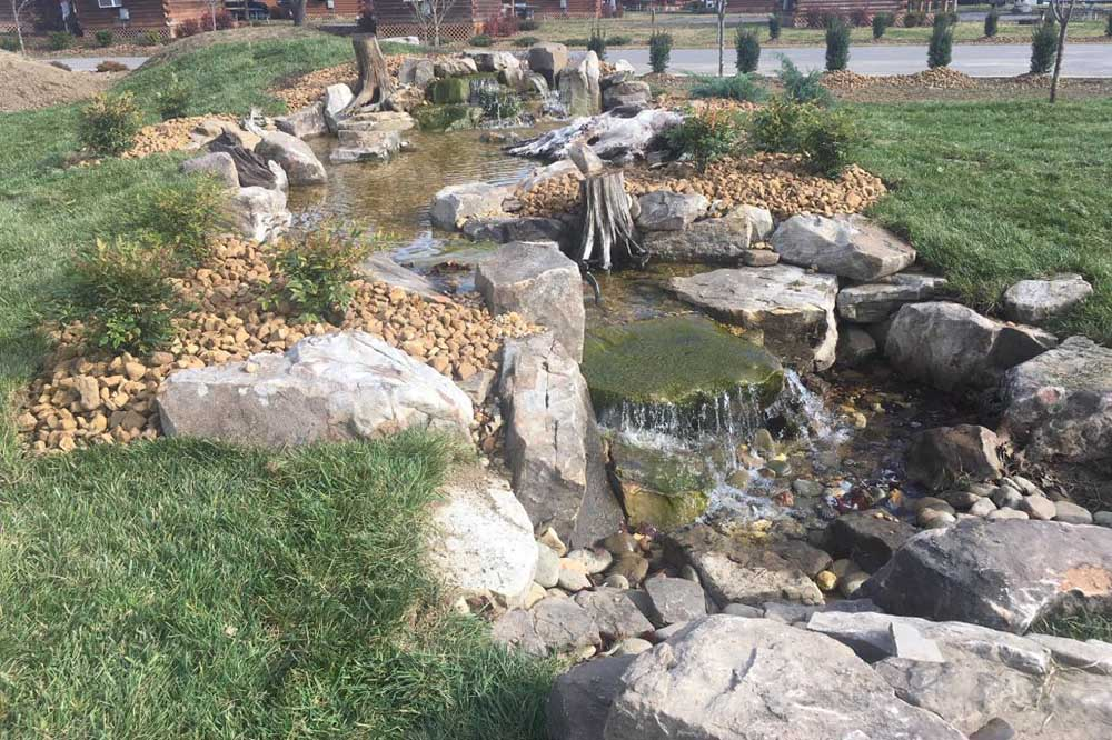 Long Pondless Stream