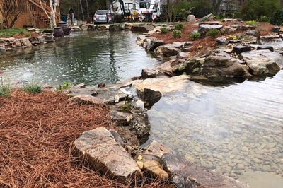 Recreation Pond In Brentwood, TN