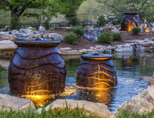 Water Features For Backyards