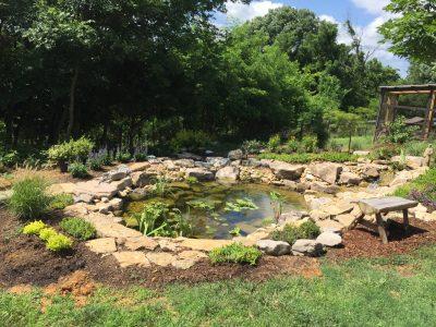 Pond Paradise Gallatin TN