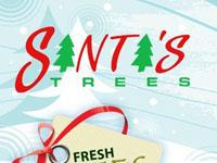 Santas Trees logo