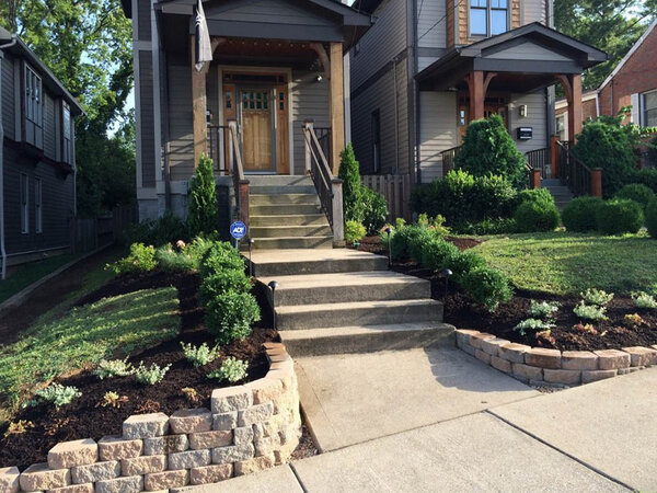 The Cost For Landscaping A Yard In Nashville So You'll Love It Again